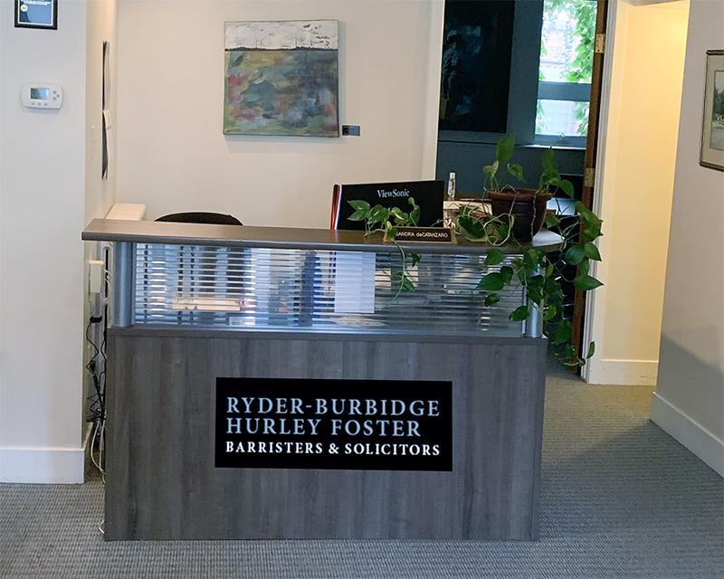 Ryder-Burbidge Hurley Foster Lobby