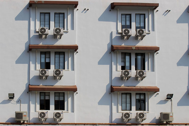 Apartments with Air conditioning